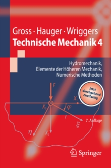 Technische Mechanik 4 : Hydromechanik, Elemente der Hoheren Mechanik, Numerische Methoden, PDF eBook