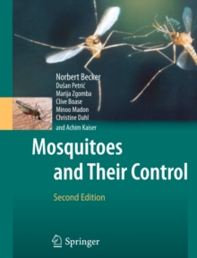 Mosquitoes and Their Control, PDF eBook