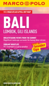 Bali (Lombok & Gili Islands) Marco Polo Pocket Guide : The Travel Guide with Insider Tips, EPUB eBook