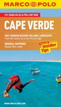Cape Verde Marco Polo Pocket Guide : The Travel Guide with Insider Tips, EPUB eBook
