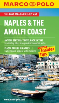 Naples & the Amalfi Coast Marco Polo Pocket Guide : The Travel Guide with Insider Tips, EPUB eBook