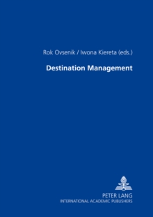 Destination Management, Leather / fine binding Book