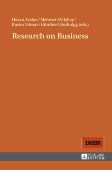 Research on Business, Hardback Book