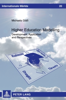 Higher Education Modelling : Development, Application and Perspectives, Hardback Book