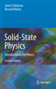 Solid-State Physics : Introduction to the Theory, PDF eBook