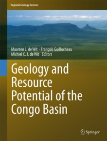 Geology and Resource Potential of the Congo Basin, Hardback Book