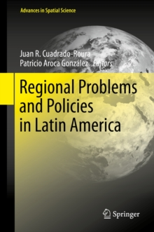 Regional Problems and Policies in Latin America, Hardback Book