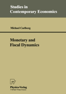 Monetary and Fiscal Dynamics, PDF eBook