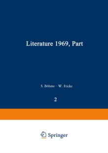 Literature 1969, Part 2, PDF eBook