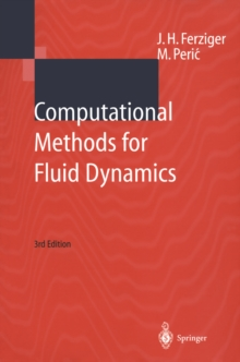 Computational Methods for Fluid Dynamics, PDF eBook