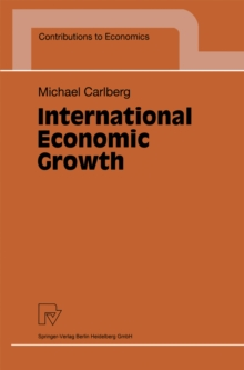 International Economic Growth, PDF eBook