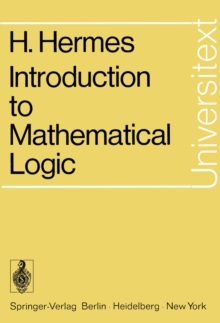 Introduction to Mathematical Philosophy Like in The US
