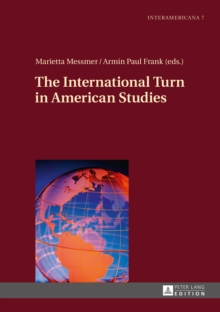 The International Turn in American Studies, PDF eBook