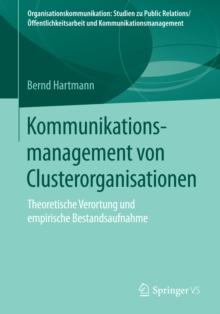 Kommunikationsmanagement von Clusterorganisationen