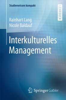 Interkulturelles Management, PDF eBook