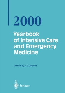 Yearbook of Intensive Care and Emergency Medicine 2000, PDF eBook