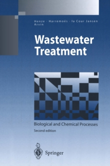 Wastewater Treatment : Biological and Chemical Processes, PDF eBook