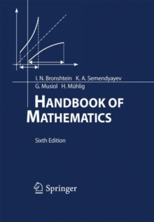 Handbook of Mathematics, Paperback / softback Book