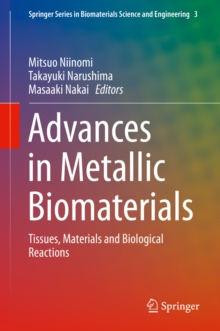 Biomaterials The Intersection Of Biology And Materials ...