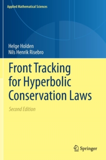 Front Tracking for Hyperbolic Conservation Laws, Hardback Book