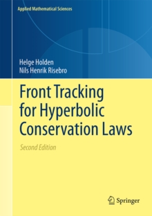 Front Tracking for Hyperbolic Conservation Laws, PDF eBook