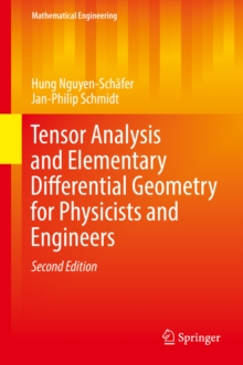Tensor Analysis and Elementary Differential Geometry for Physicists and Engineers, EPUB eBook