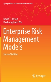 Enterprise Risk Management Models, Hardback Book