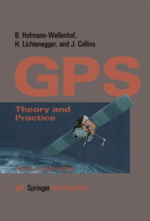 Global Positioning System : Theory and Practice, PDF eBook
