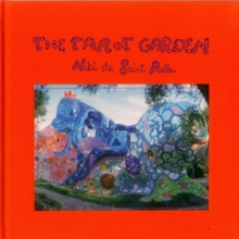 The Tarot Garden, Hardback Book