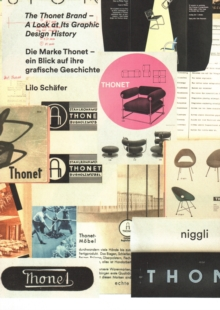 The Thonet Brand : A Look at its Graphic Design History, Hardback Book