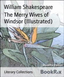 The Merry Wives of Windsor (Illustrated), EPUB eBook