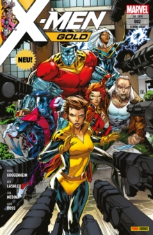 X-Men: Gold 2 - In der Falle, PDF eBook