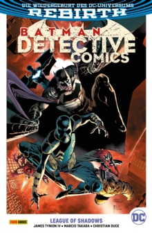 Batman - Detective Comics, Band 3 (2. Serie) - League of Shadows, PDF eBook