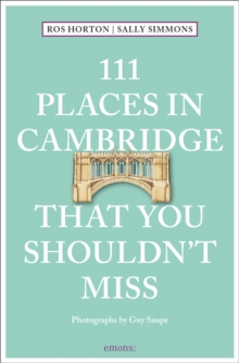 111 Places in Cambridge That You Shouldn't Miss, Paperback / softback Book