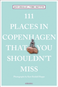 111 Places in Copenhagen That You Shouldn't Miss, Paperback / softback Book