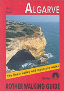 Algarve : The Finest Valley and Mountain Walks - ROTH.E4825, Paperback Book