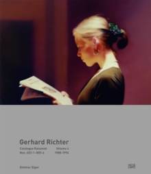 Gerhard Richter Catalogue Raisonne: 1988-1994, Hardback Book