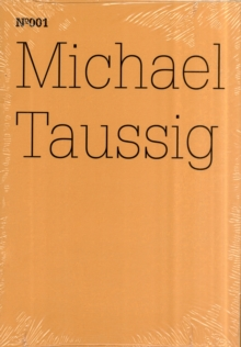 Michael Taussig, Paperback Book