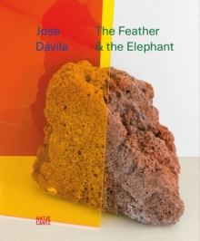 Jose Davila : The Feather and the Elephant, Paperback / softback Book