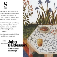John Baldessari : The St del Paintings, Hardback Book