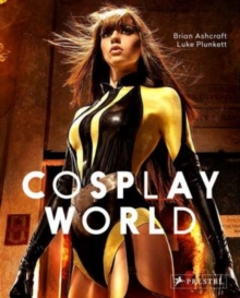 Cosplay World, Paperback Book