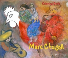 Marc Chagall: Coloring Book, Paperback / softback Book
