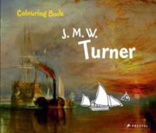 Turner : Colouring Book, Paperback / softback Book