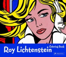 Roy Lichtenstein : Coloring Book, Paperback Book
