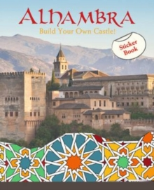 Alhambra : Create Your Own Palaces! Sticker Book, Paperback Book