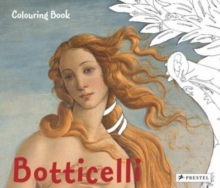 Colouring Book Botticelli, Paperback Book