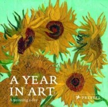 A Year In Art, Hardback Book