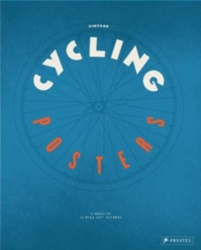 Vintage Cycling Posters, Paperback Book