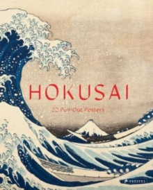 Hokusai : 22 Pull-Out Posters, Paperback / softback Book