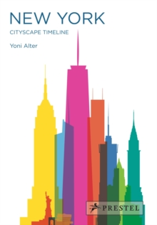 New York: Cityscape Timeline, Paperback / softback Book